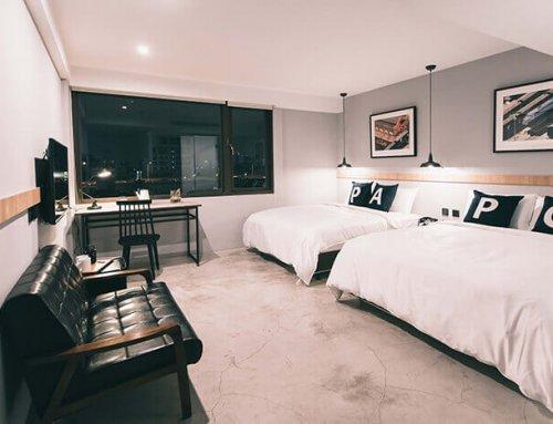 Cozy Quad Room